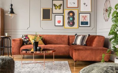 How Paint Color Can Enhance Your Mood